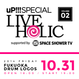 uP!!! SPECIAL LIVE HOLIC vol.2 supported by SPACE SHOWER TV