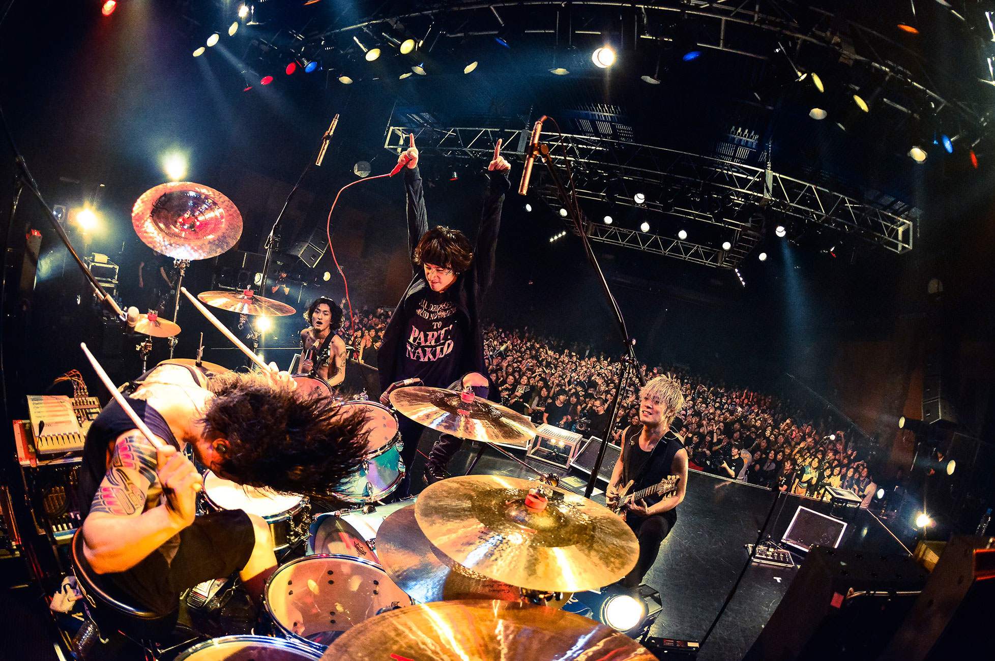 Vol 12 One Ok Rock Live With You スペースシャワーtv