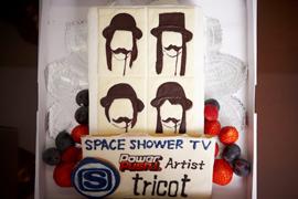 お祝いケーキ2