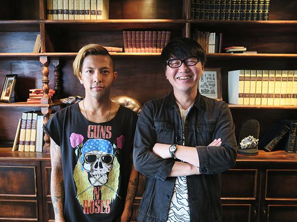 PREMIUM INTERVIEW ―降谷建志―