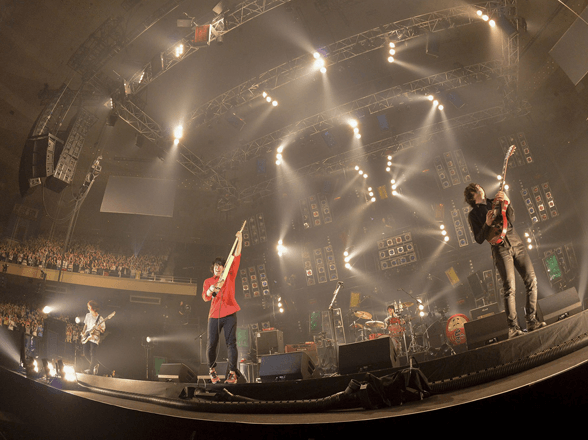 KANA-BOON 日本武道館公演 LIVE DIGEST SPECIAL